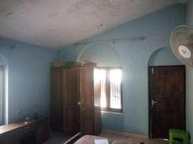 Single bedroom attached bathroom kitchen hall etc