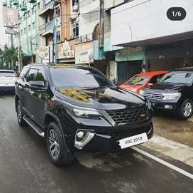 Fortuner Diesel VRZ AT 2018