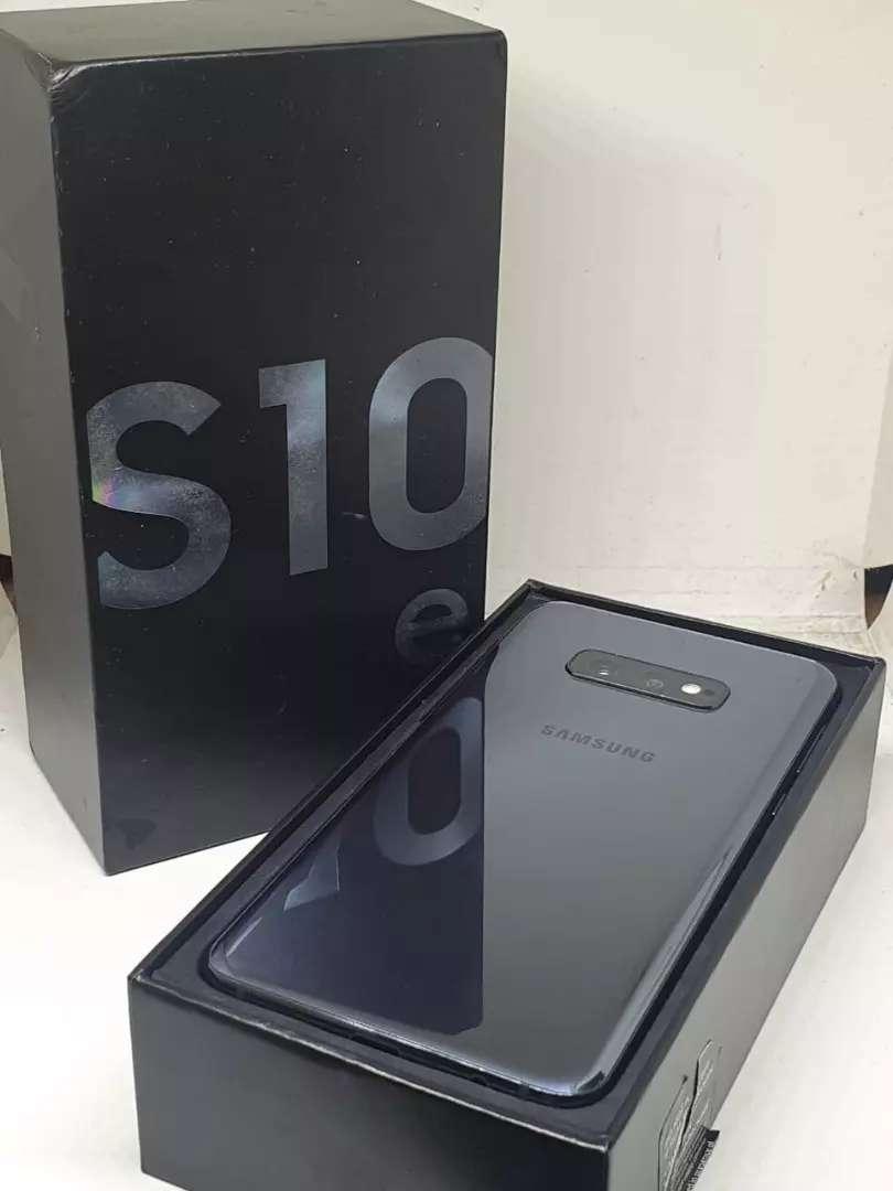 samsung s10e black dual sim resmi sein indonesia bisa TT