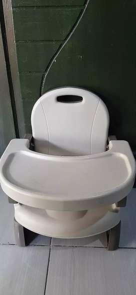 Kursi makan bayi portable babydoes