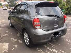DP 10jt, Nissan March AT 2013 #agya #ayla #brio