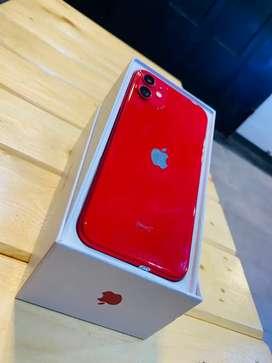 Iphone 11 64 GB Fullset Mulus Terawat