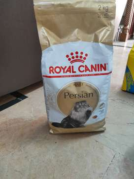 2kg pack of Royal Canin Cat Food