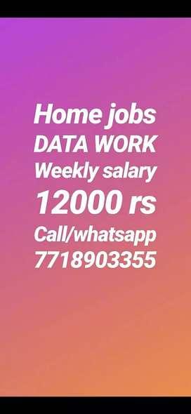 Write from home earn weekly good earnings