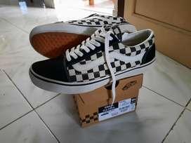 Vans Oldskool Checkerboard Size 42 Japmar like new