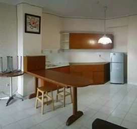 Sewa apartemen cempaka mas semi furnish