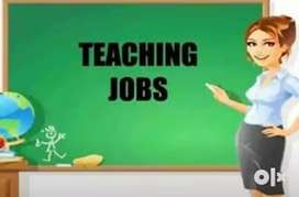 Maths/ English teacher(female) required for Coaching Institute
