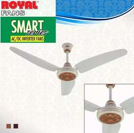 Royal fan regency model ac/dc