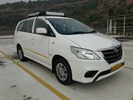 Toyota Innova Nov- 2015 Permit Diesel Well Maintained