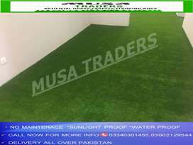 Upto 50mm thickness artificial grass for multi purposes. imported