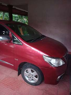 Innova for sale with fancy number in chengannur