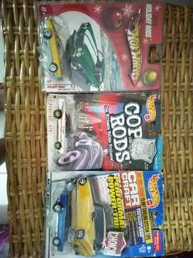 Hotwheels rare series