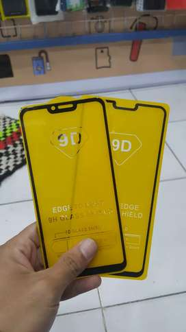 TEMPERED GLASS FULL VIVO Y83