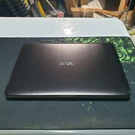 Bisa Nego Laptop Asus Core i3 Sekolah Online Bisa Gaming Mulus Fullset