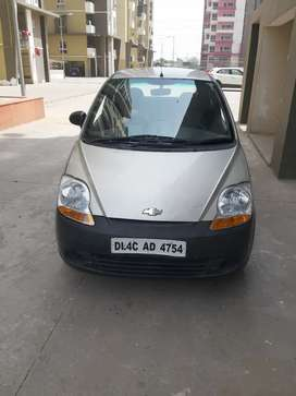 Chevrolet Spark 2008 CNG & Hybrids Well Maintained