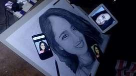 Sketches bnwaye