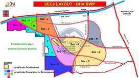 1kanal DHA sector G corner 0n 60 feetfacing commercial area