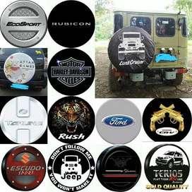 Cover/Sarung Ban Ford Everest/Rush/Terios/Panther hard top land cruise