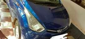 Hyundai EON 2013 Petrol 52000 Km Driven