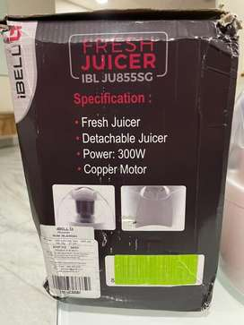 iBell Juicer Brand New