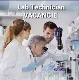 Diploma/degree in lab technicians