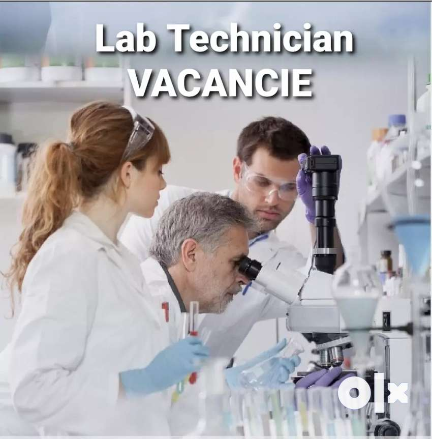 Diploma/degree in lab technicians 0