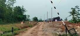 kavling Murah, legalits lengkap dan berizin dekat kampus UNTIRTA baru