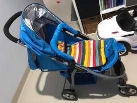 Stroller Baby does masih mulus