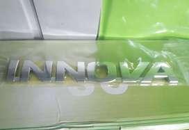 Emblem Innova ready stok