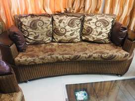 7 Seater Sofa with Centre Table
