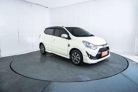 Toyota Agya 1.2 G TRD MT 2019 Putih