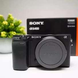 Kredit kamera sony a6400 kit bunga 0% resmi