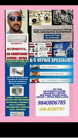 All brand a/c service  top up gas