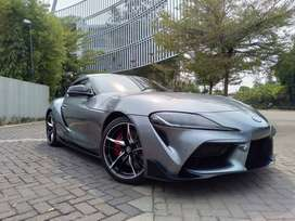 TOYOTA SUPRA 3.0 2019 ICE GRAY METALIC