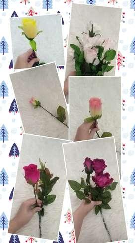 Jual bunga plastik import murah kwalitas no 1