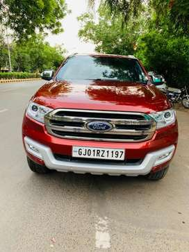 Ford Endeavour 3.2 Trend AT 4x4, 2017, Diesel