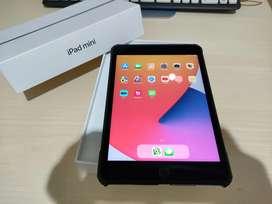 iPad Mini 5 64GB Wifi Space Grey Fullset Original EX Pribadi Murah