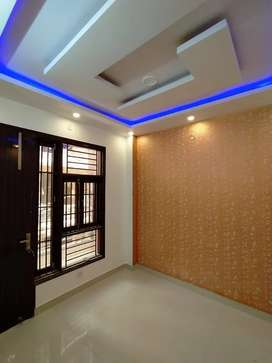 1BHK Flat with Lift and Bike Parking in Uttam Nagar with 90% Bank Loan