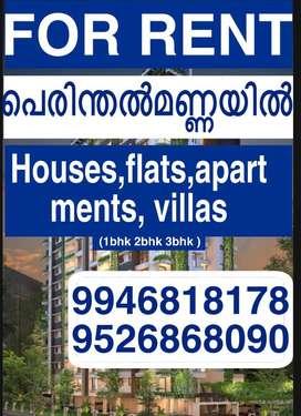 For Rent at perinthalmanna &angadipuram