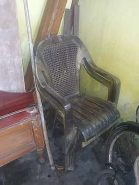 Padang and chair