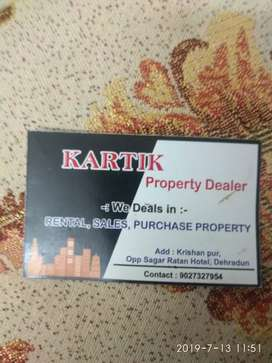 It's fully furnished 2 bhk flat..