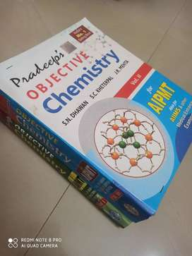 Pradeep's objective chemistry entrance plus one & plus two