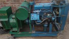 TATA 407 engine single fase