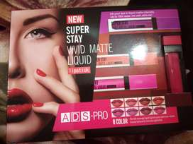 Matte Liquid and Normal Lipsticks at Rs.44/each and Rs. 170/each