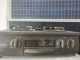 Rinnai stove in used condition
