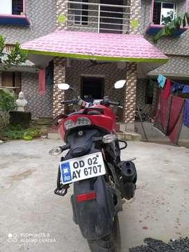 Govt. Employee Bike Apache 160 4V