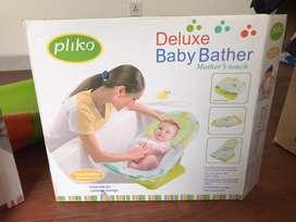 Baby bather pliko deluxe - tempat mandi bayi