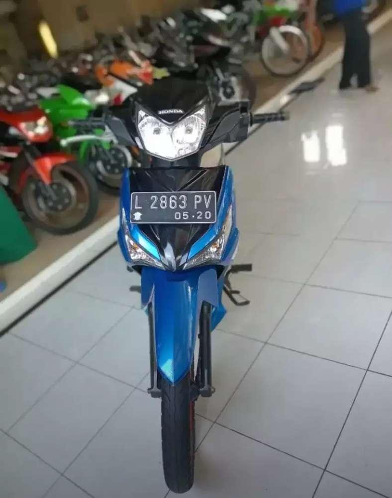 Honda supra 125cc tahun 2015