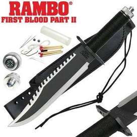 pisau rambo 2 ID952