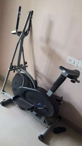 Cycle excercise